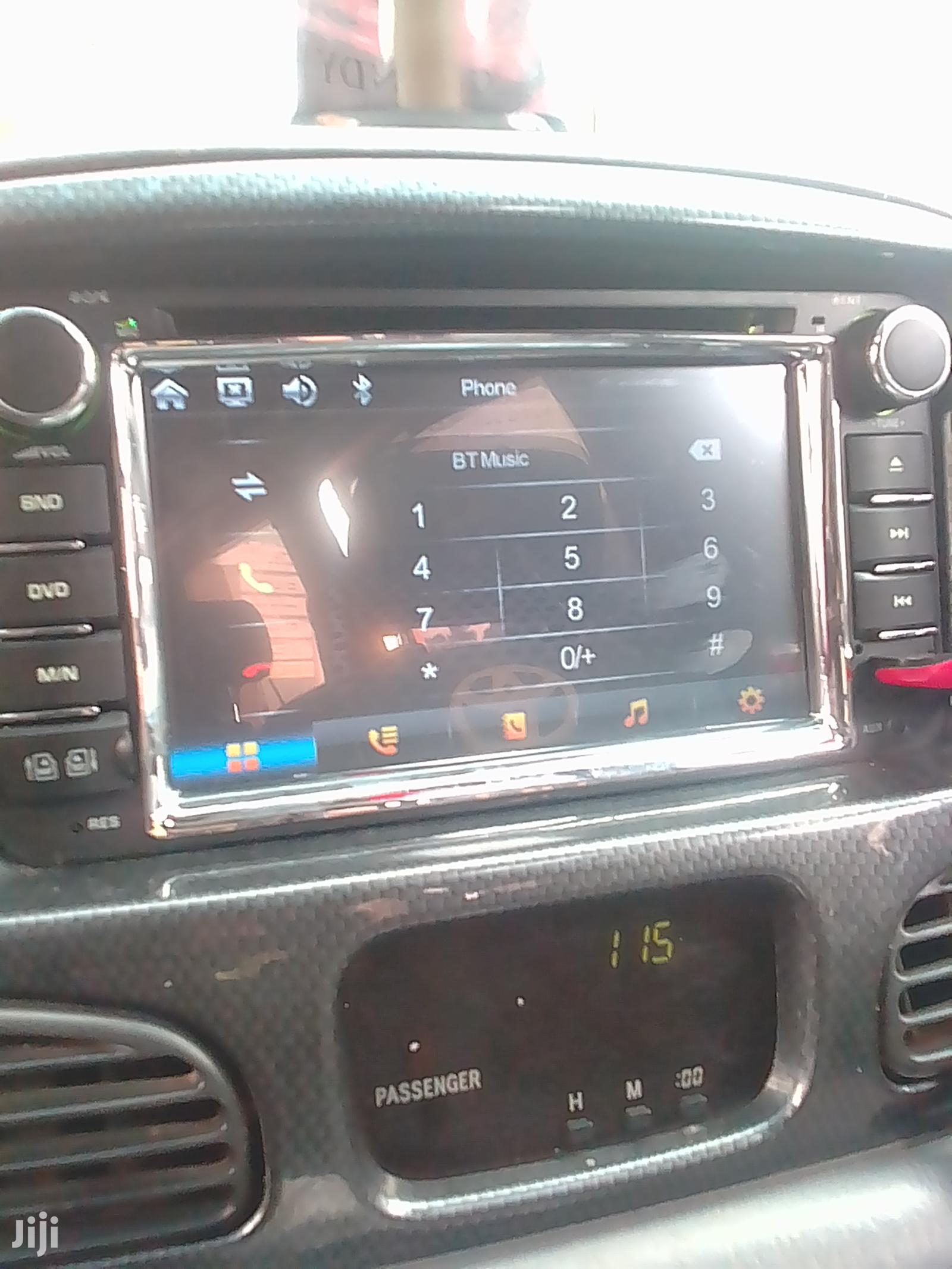 Archive: Car Alarms And Radio System