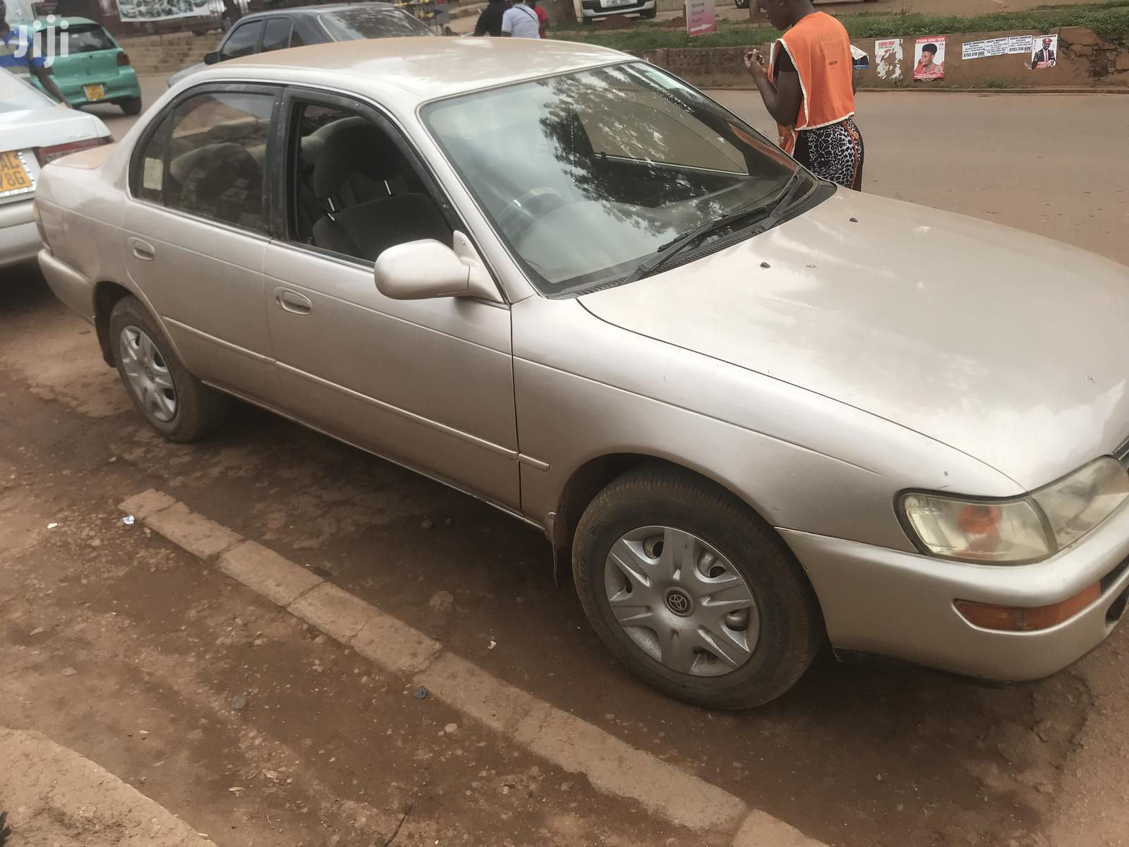 Toyota Corolla 1995 Automatic | Cars for sale in Kampala, Central Region, Uganda