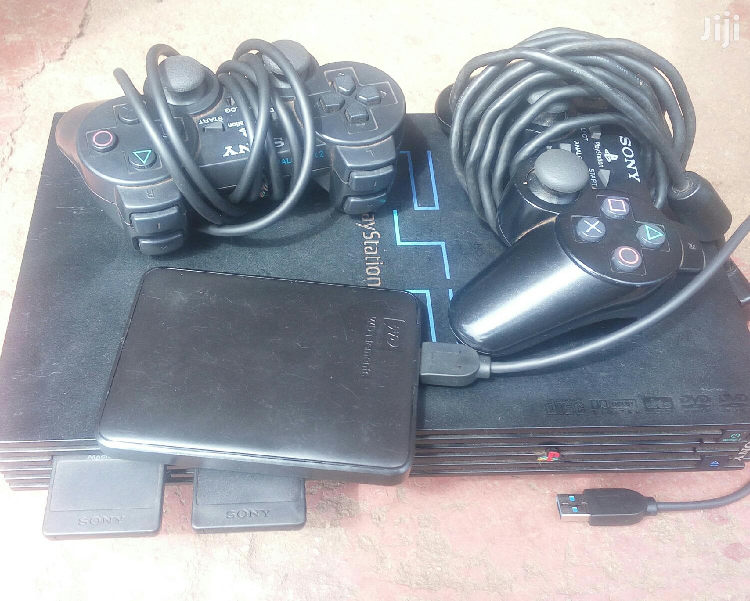 Archive: PS2 Console - Full Set With Mac Boot