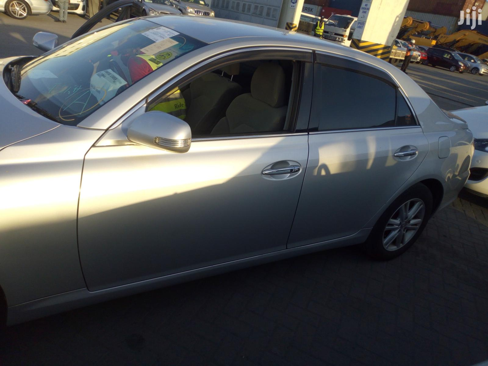 Toyota Mark X 2007 Gray | Cars for sale in Kampala, Central Region, Uganda