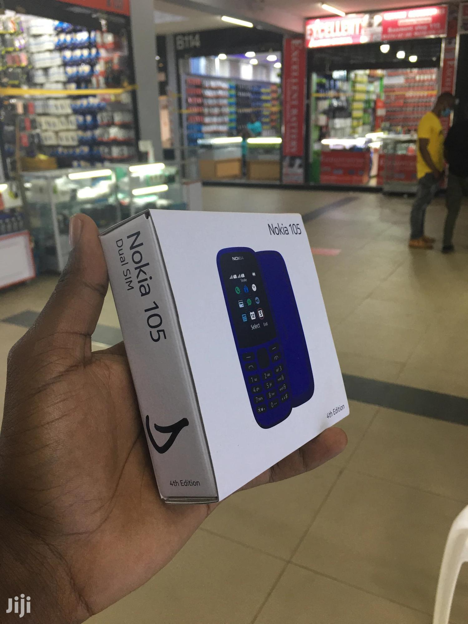 New Nokia 105 Black | Mobile Phones for sale in Kampala, Central Region, Uganda