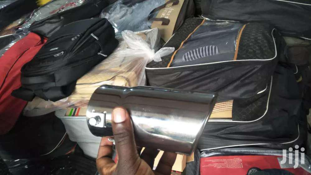CAR Exhaust End Silver | Vehicle Parts & Accessories for sale in Kampala, Central Region, Uganda