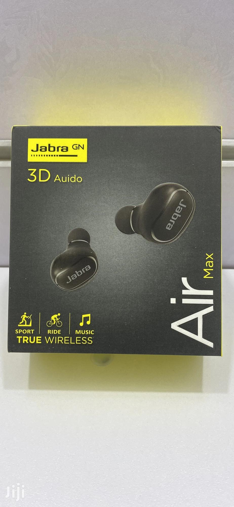Jabra Air Max 3D Audio Wireless Bluetooth Earbuds Airdots