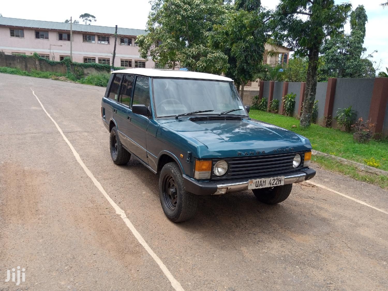 Land Rover Range Rover Vogue 1994 Green