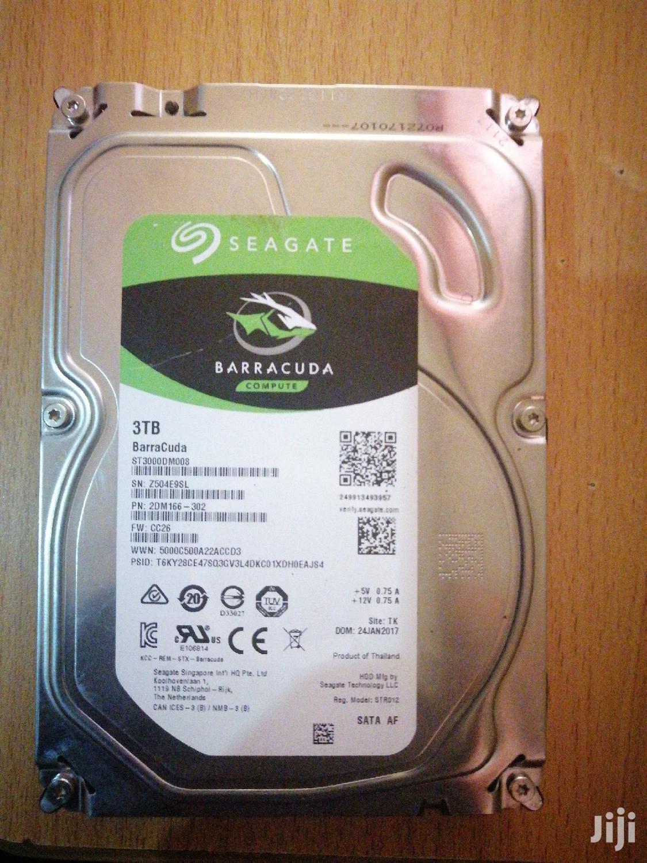 Archive: Seagate 3TB Hard Drive
