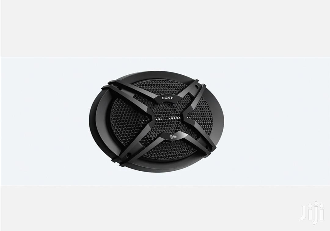 Sony 3 Way 6x9 Car Speakers 420W
