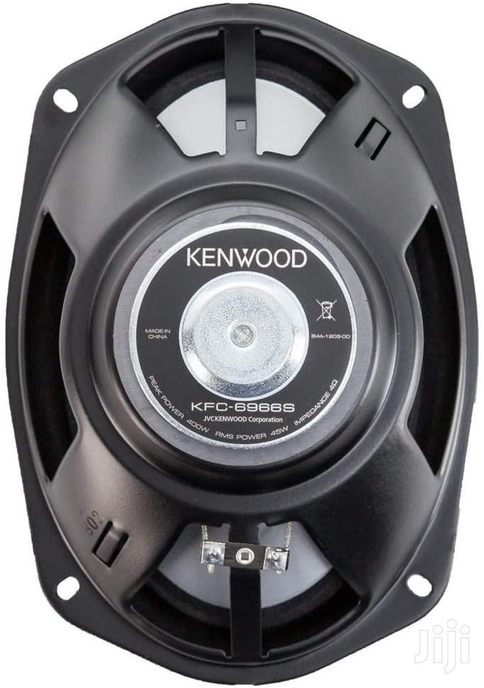 Kenwood 3 Way 6x9 Car Speakers 400W | Vehicle Parts & Accessories for sale in Kampala, Central Region, Uganda