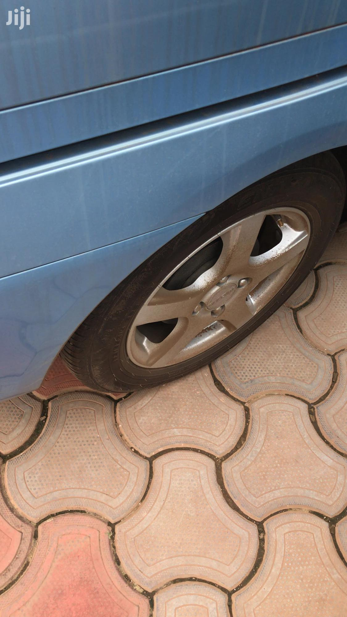 Archive: Toyota Raum 2006 Blue