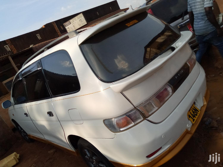 Archive: Toyota Gaia 1998 White