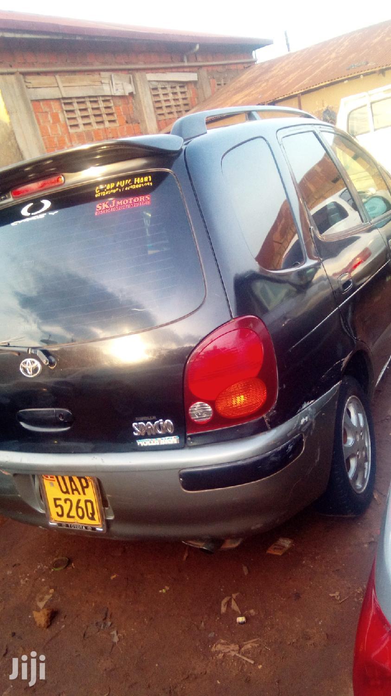 Archive: Toyota Spacio 2003 Black