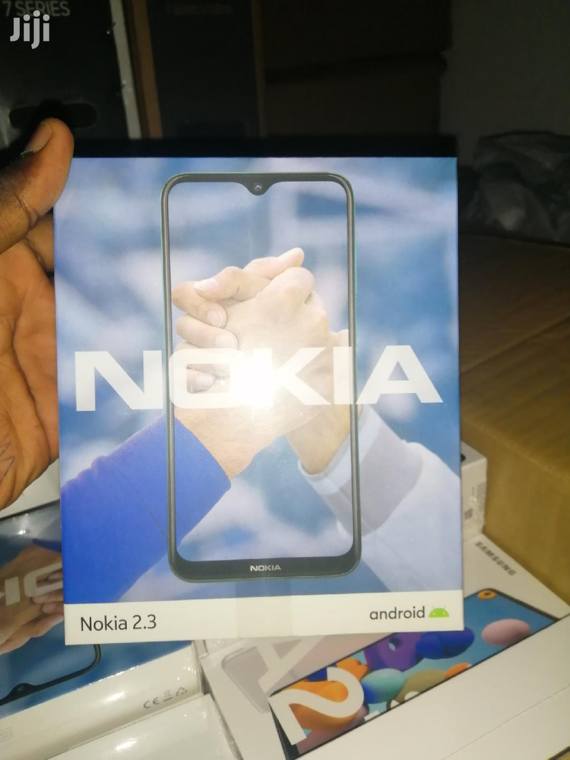 New Nokia 2.3 32 GB Black