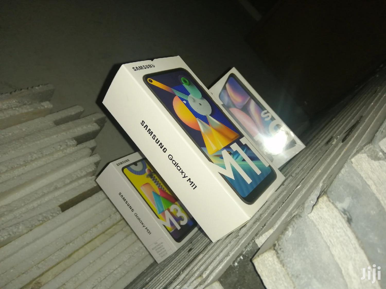 New Samsung Galaxy M11 32 GB Black | Mobile Phones for sale in Kampala, Central Region, Uganda