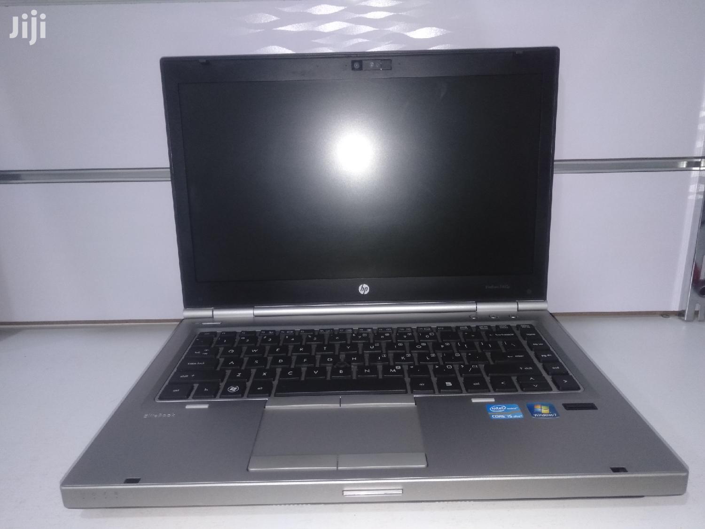 Laptop HP EliteBook 8460P 4GB Intel Core I5 HDD 500GB | Laptops & Computers for sale in Kampala, Central Region, Uganda