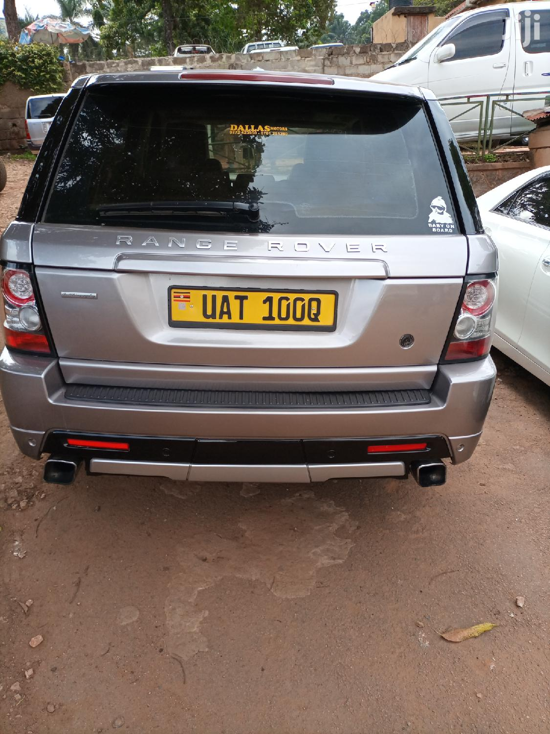 Archive: Land Rover Range Rover Sport 2009 Silver