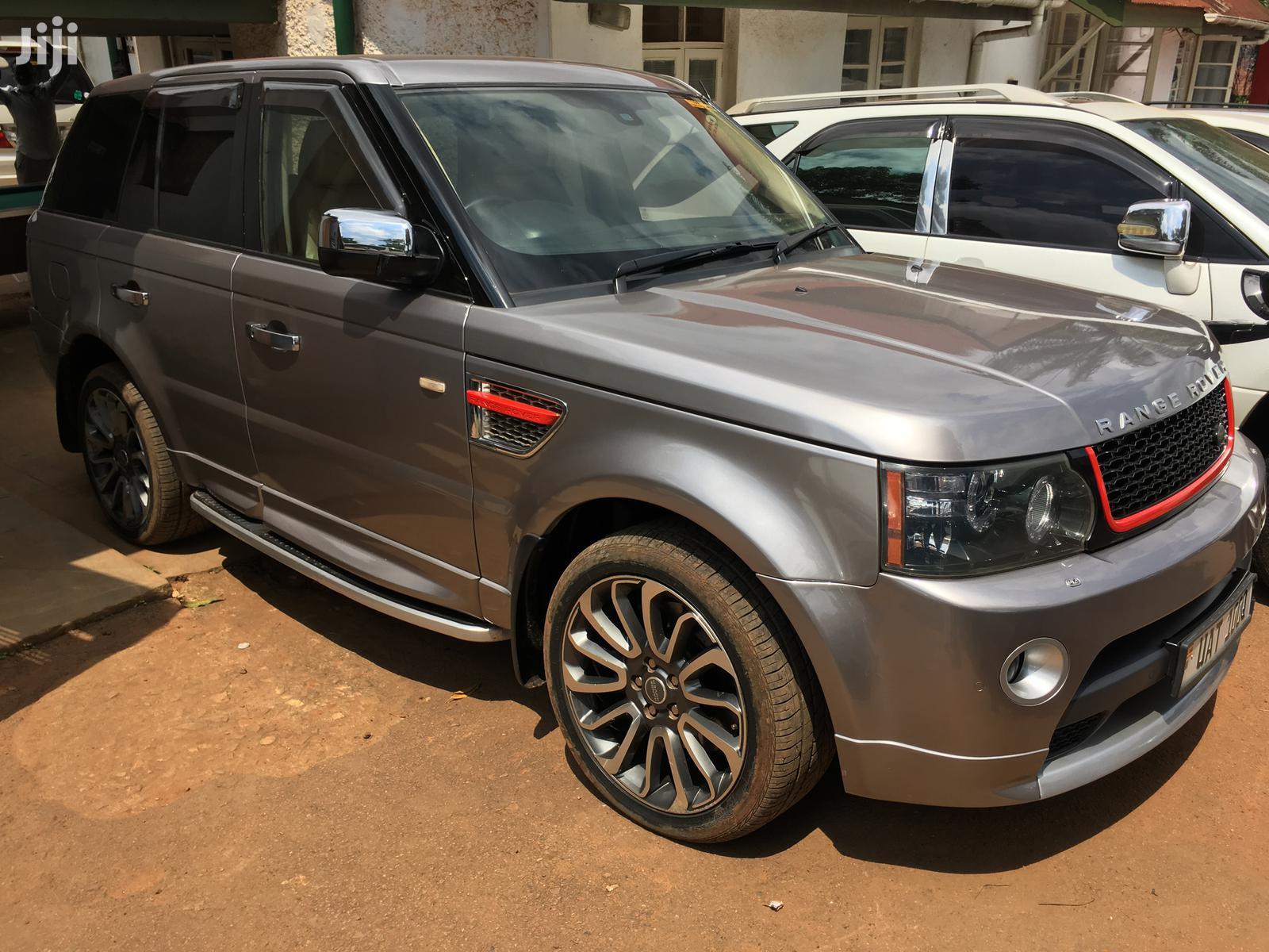 Land Rover Range Rover Sport 2010 Silver