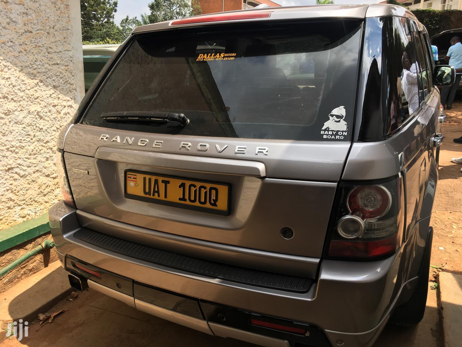 Land Rover Range Rover Sport 2010 Silver   Cars for sale in Wakiso, Central Region, Uganda