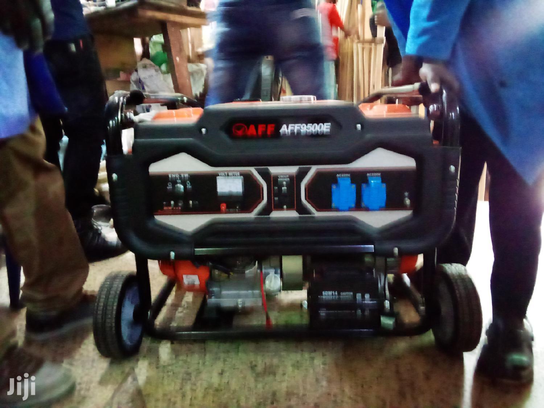 AFF Gasoline Generator | Electrical Equipment for sale in Kampala, Central Region, Uganda