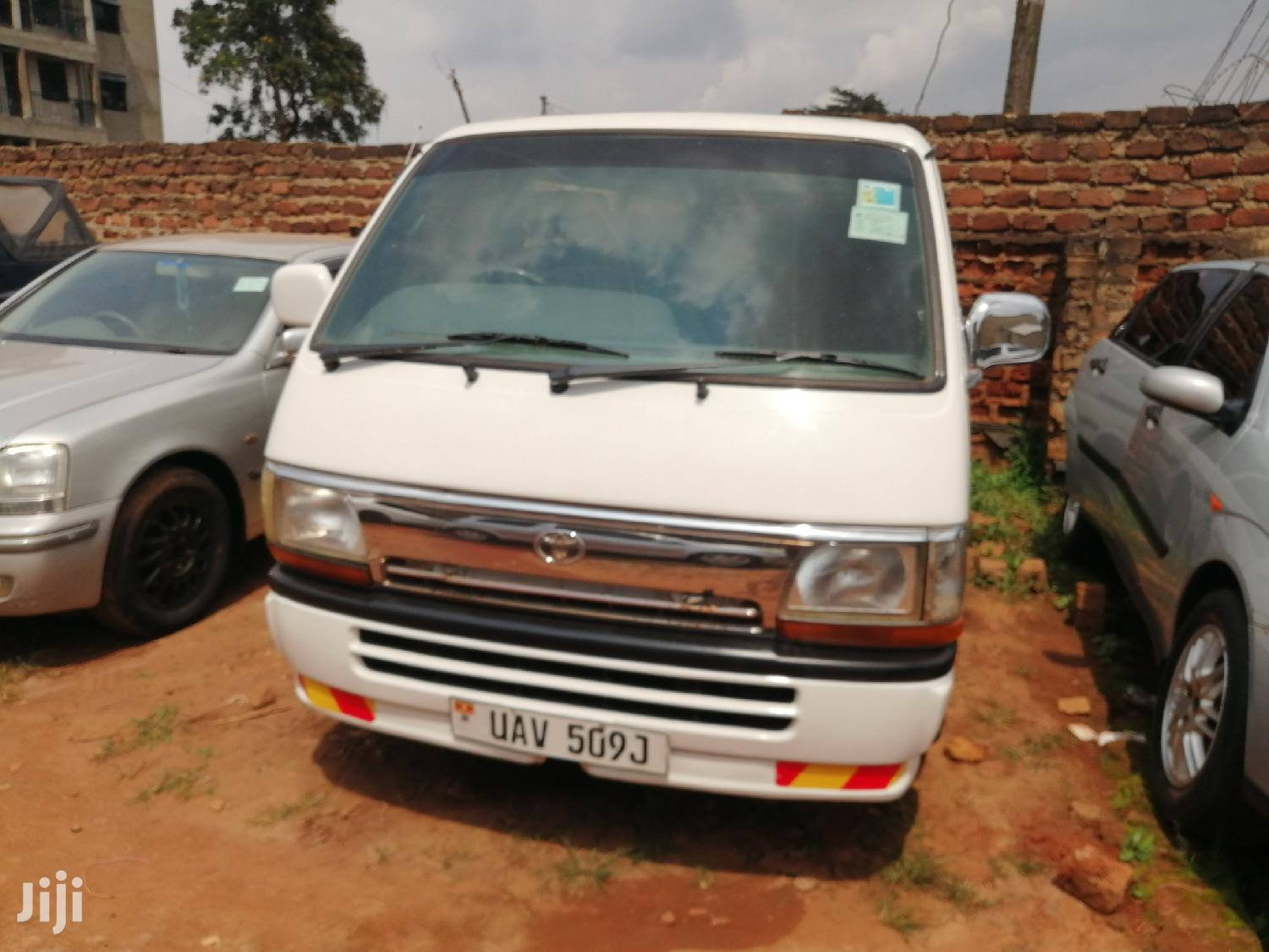 Toyota HiAce 1996 | Buses & Microbuses for sale in Kampala, Central Region, Uganda