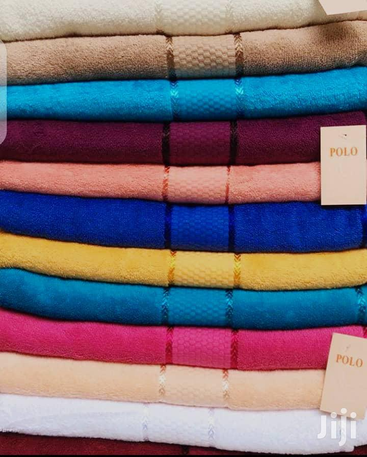 Big Size Polo Towels