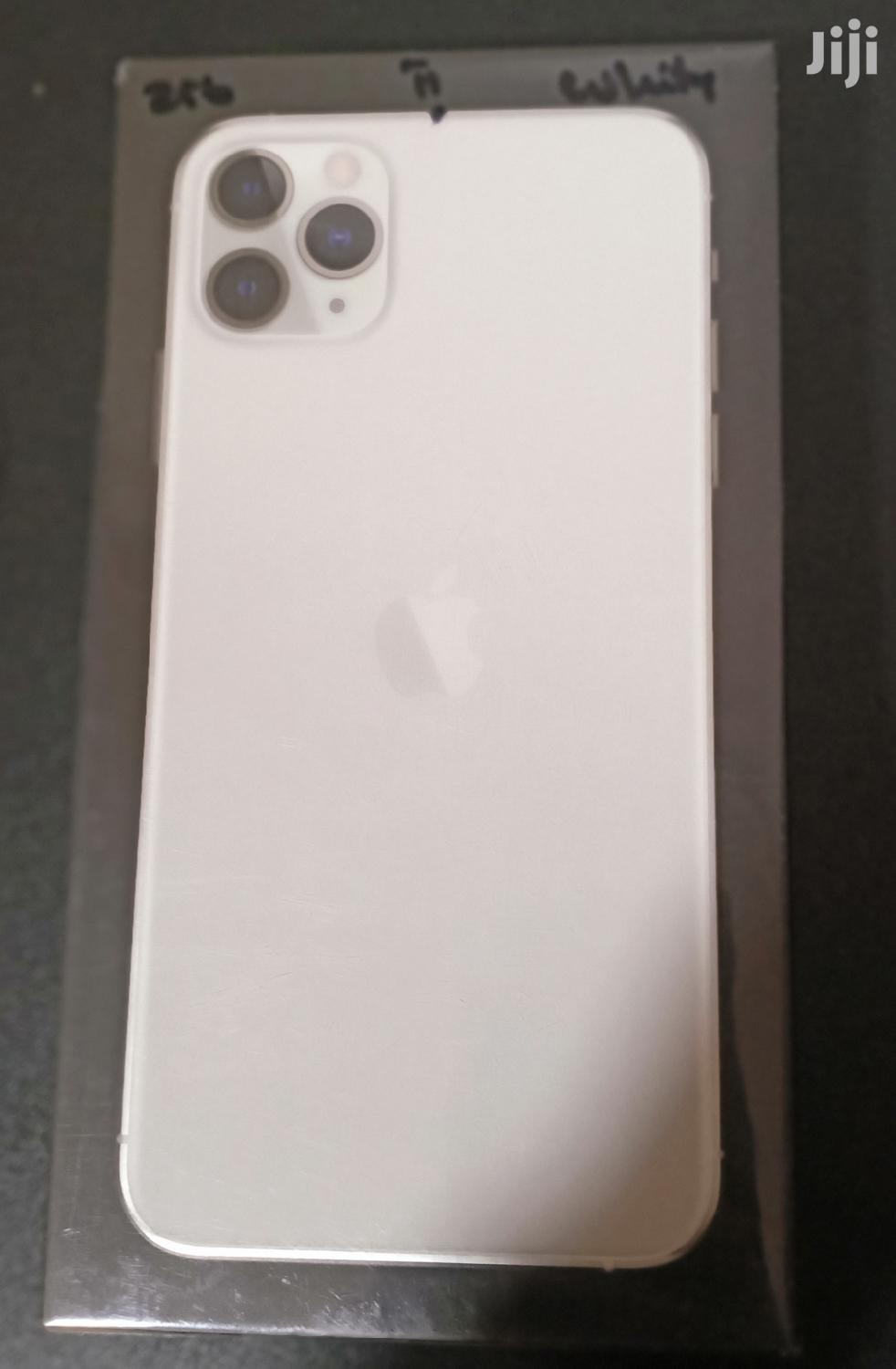 Archive: New Apple iPhone 11 Pro Max 256 GB White