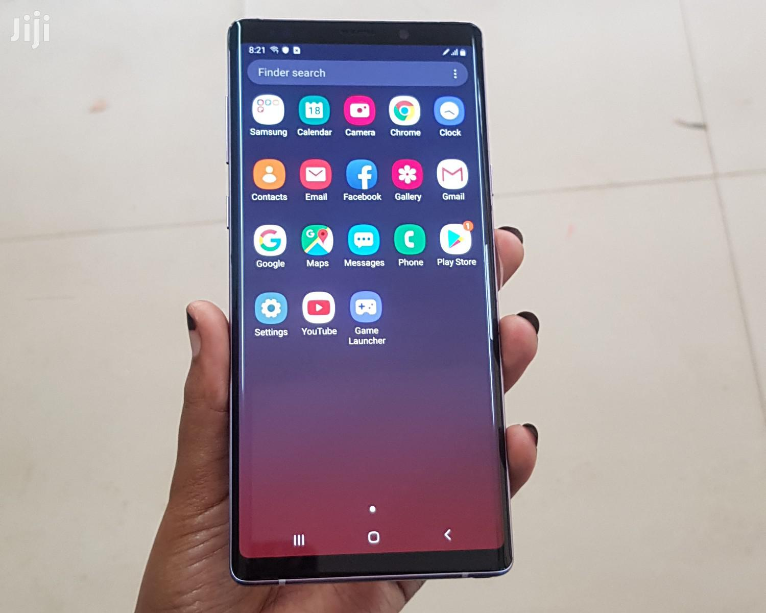 Samsung Galaxy Note 9 128 GB Pink   Mobile Phones for sale in Kampala, Central Region, Uganda