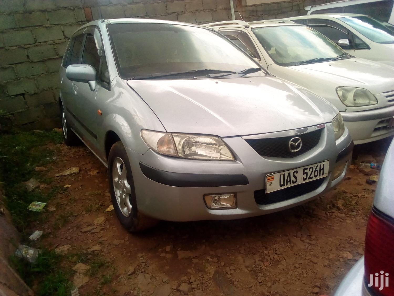 Archive: Mazda Premacy 1998 Silver