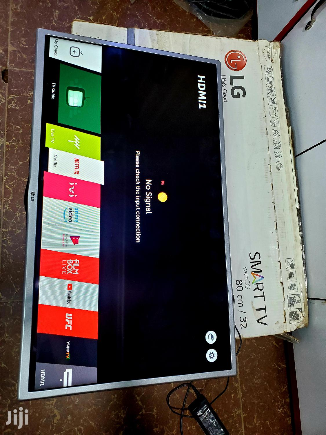 32inch Lg Smart Tv Available