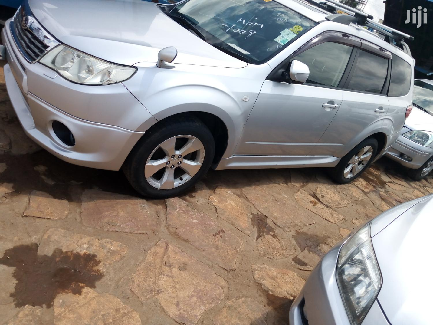 New Subaru Forester 2.0 X Active 2008 Silver | Cars for sale in Kampala, Central Region, Uganda