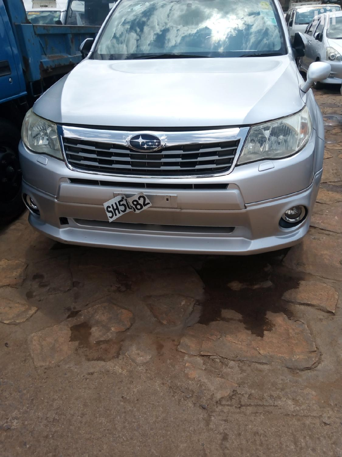 New Subaru Forester 2.0 X Active 2008 Silver