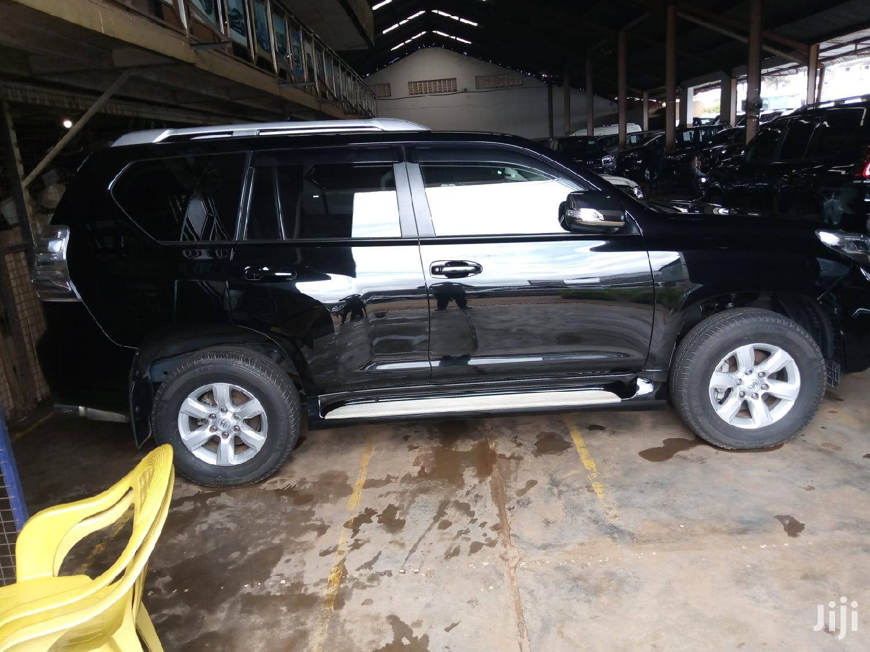 Toyota Land Cruiser Prado 2015 Black   Cars for sale in Kampala, Central Region, Uganda