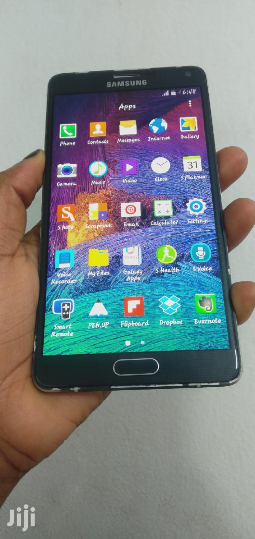 Samsung Galaxy Note 4 32 GB Black