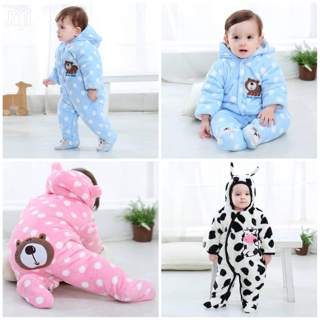 Baby Warm Rompers