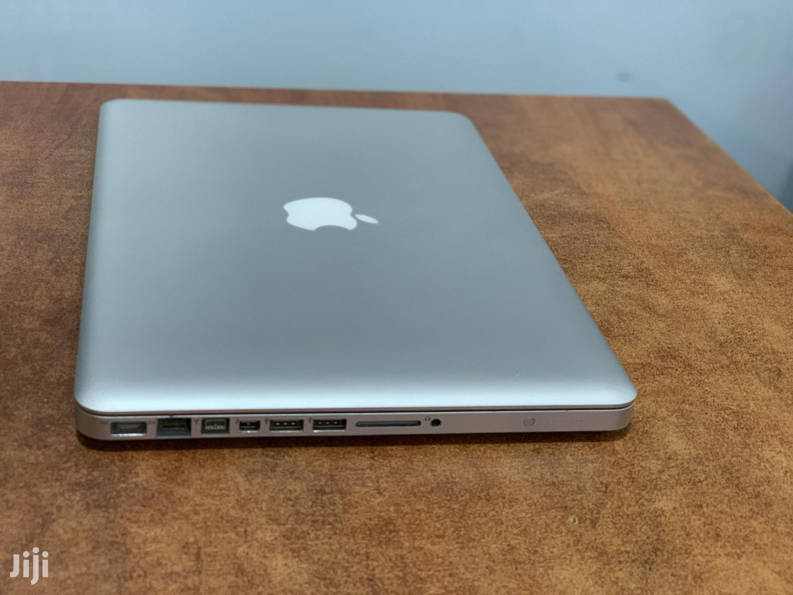 Laptop Apple MacBook Pro 4GB Intel Core I5 HDD 500GB | Laptops & Computers for sale in Kampala, Central Region, Uganda