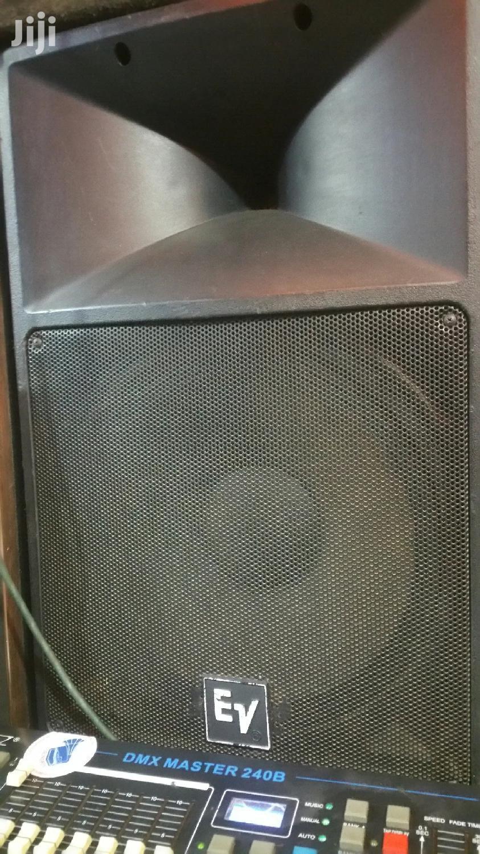 Ev Amplified Speaker