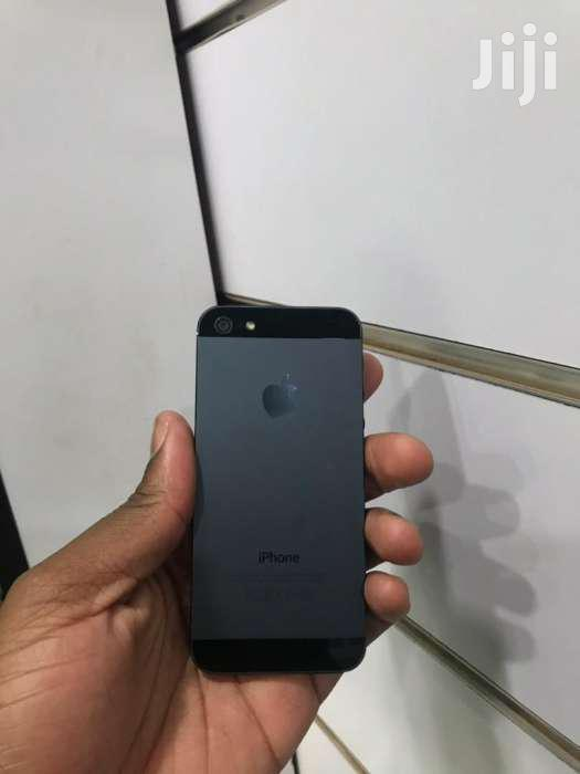 iPhone 5 Space Gray 16gb Uk Used In Good Condition And Cheap