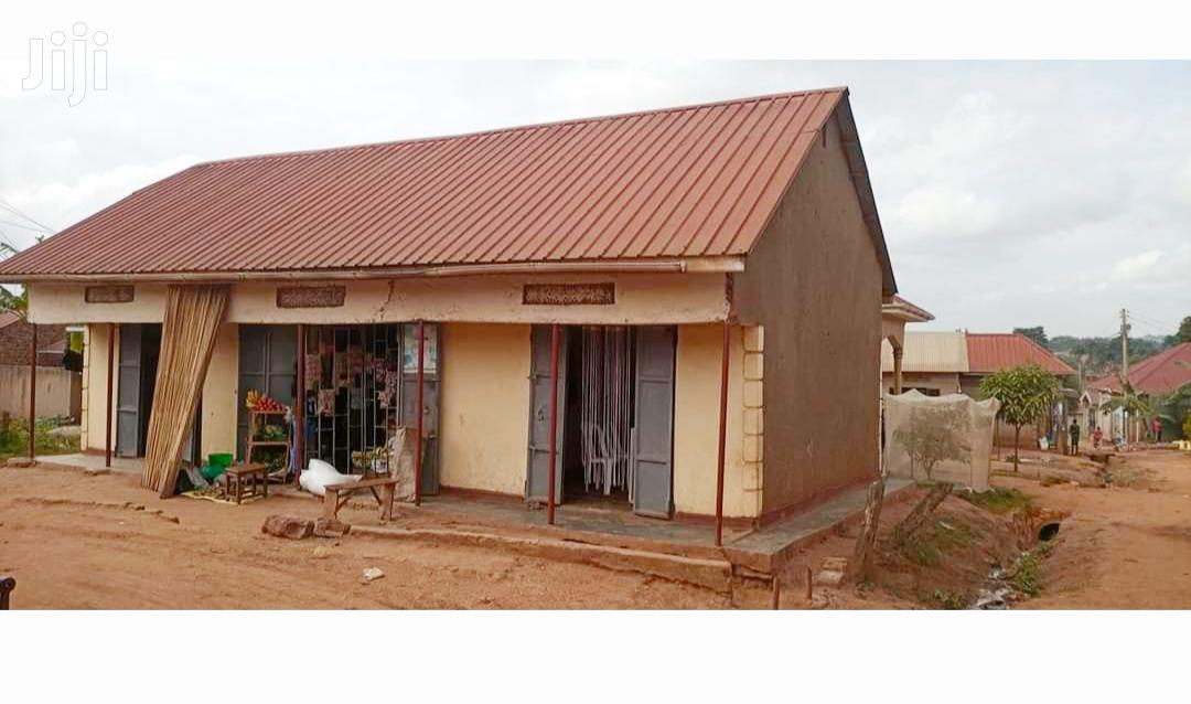 Shops In Kasangati Town For Sale