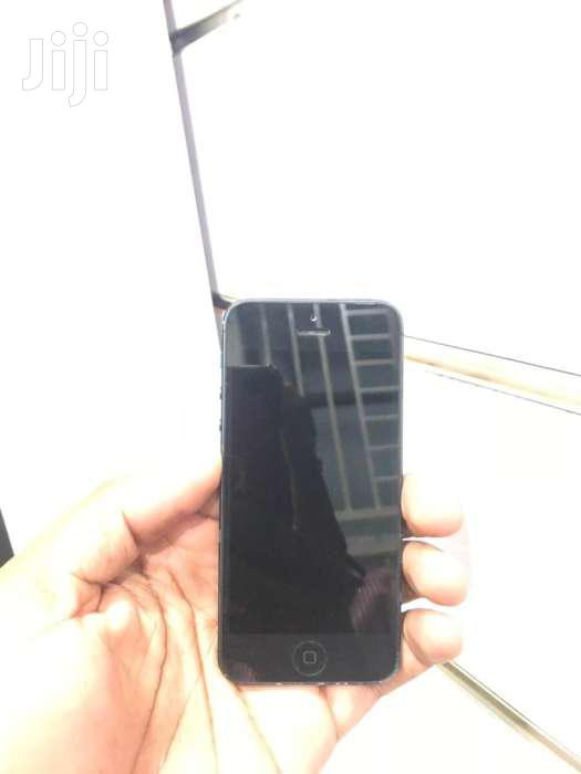 iPhone 5 Space Gray 16gb Uk Used In Good Condition And Cheap   Mobile Phones for sale in Kampala, Central Region, Uganda