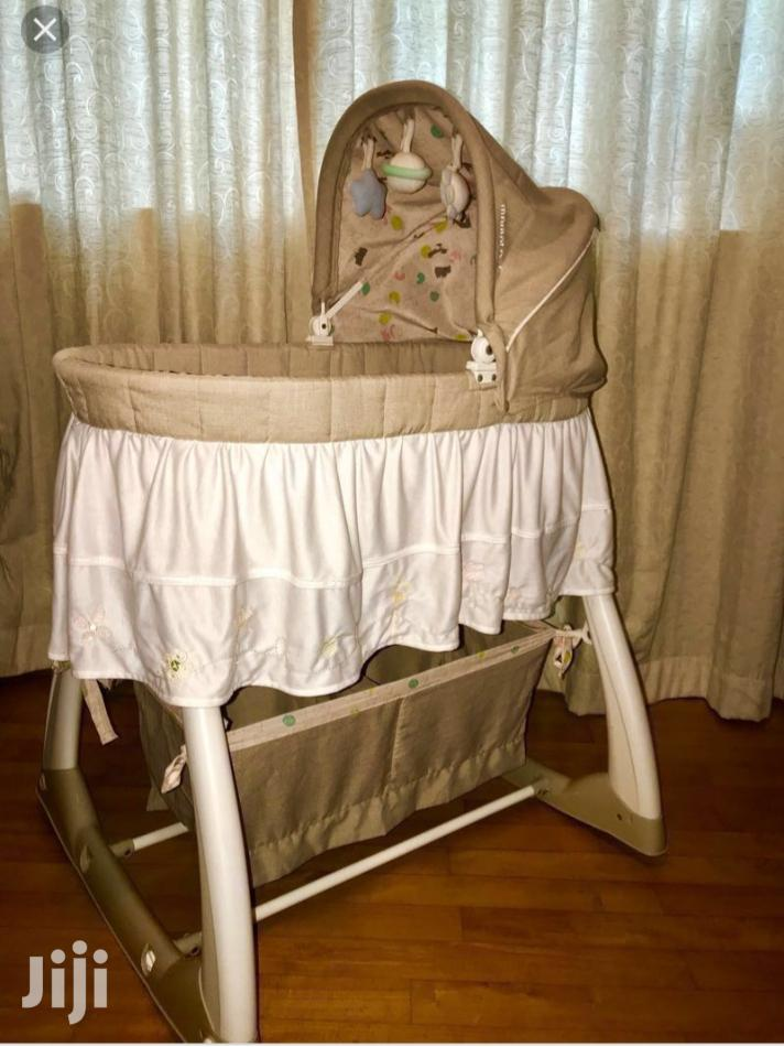 Baby Cradle (Negotiable Price)