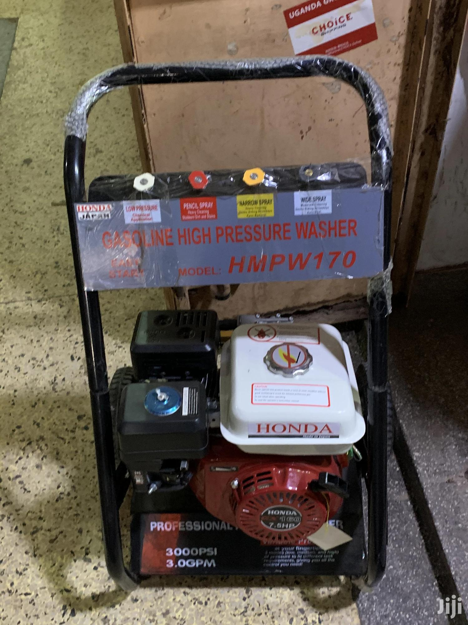 Archive: High Pressure Washer