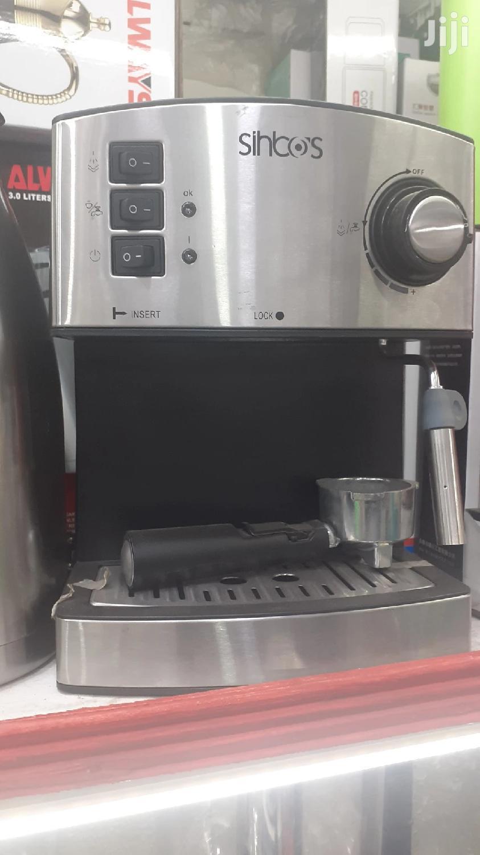 Archive: Coffee Maker Sinbah