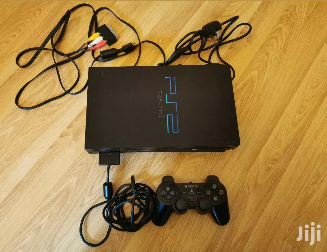 Playstation 2 Fat Console