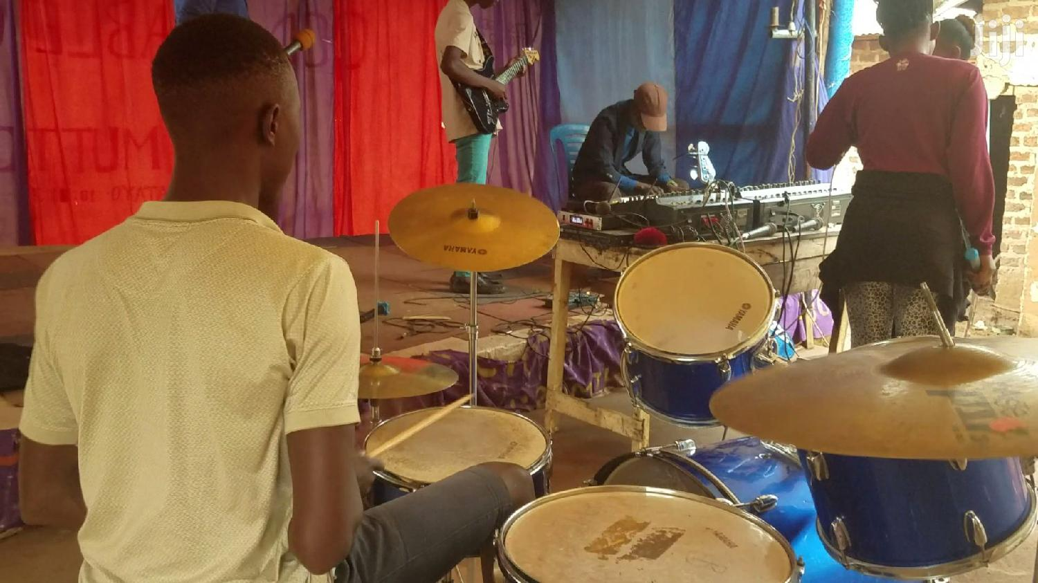 Jazz Drummer Available | DJ & Entertainment Services for sale in Wakiso, Central Region, Uganda