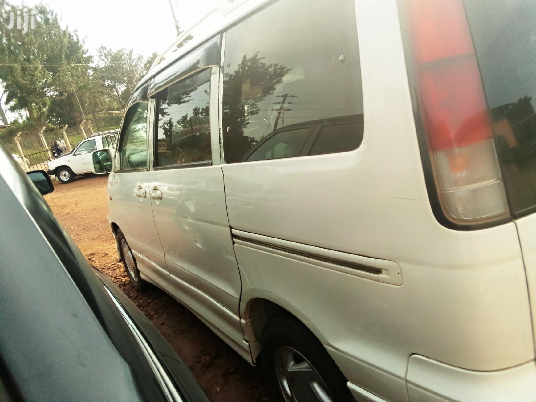 Toyota Noah 2003 White   Cars for sale in Kampala, Central Region, Uganda