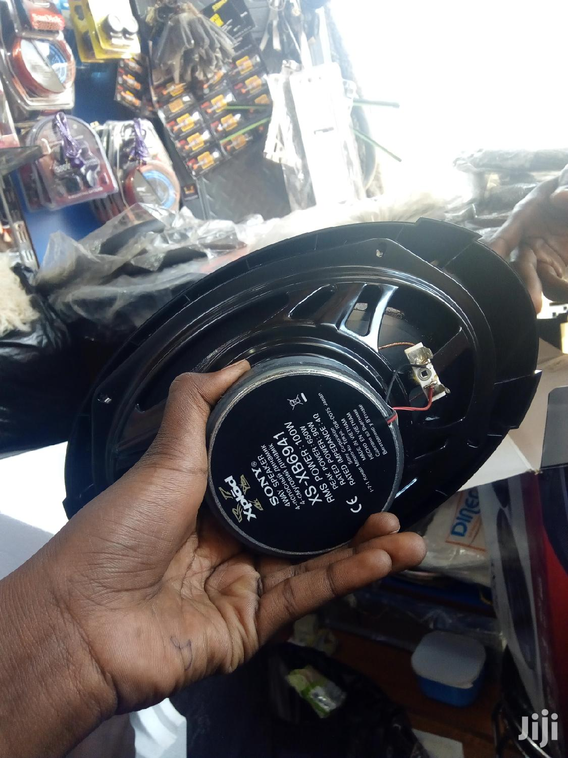 Sony Car Speakers | Vehicle Parts & Accessories for sale in Kampala, Central Region, Uganda