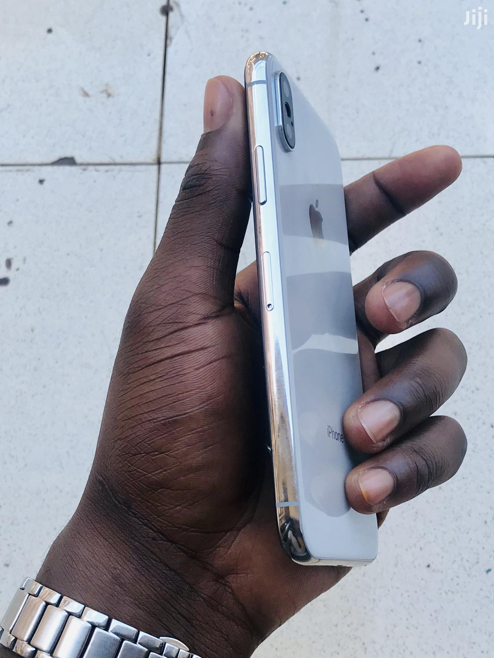 Apple iPhone X 64 GB Silver | Mobile Phones for sale in Kampala, Central Region, Uganda