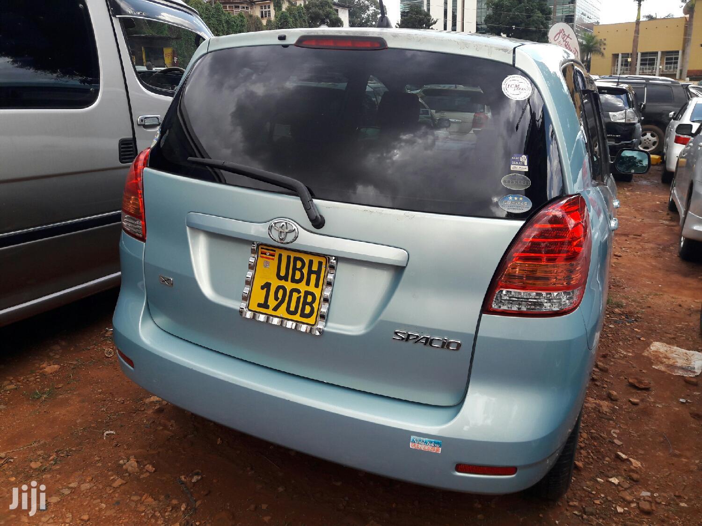 Toyota Spacio 2008 Blue | Cars for sale in Kampala, Central Region, Uganda