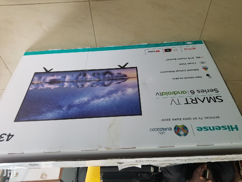 Hisense TV Flatscreen Smart