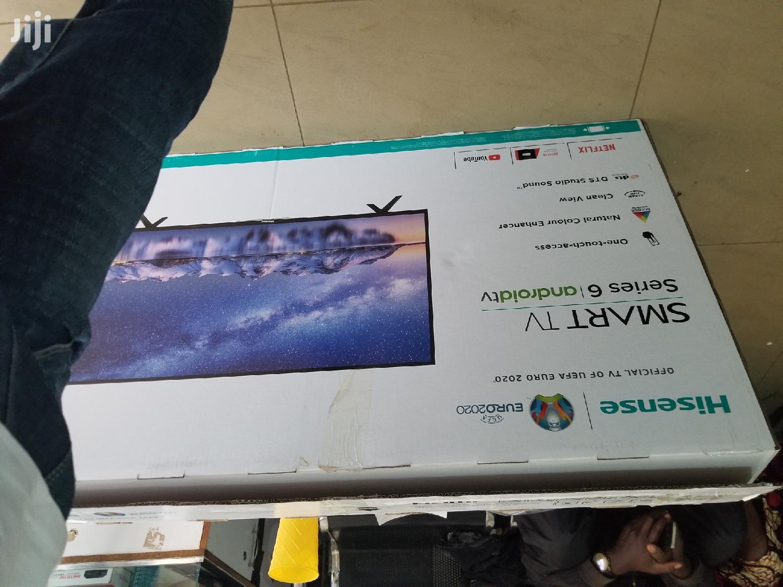 Hisense TV Flatscreen Smart   TV & DVD Equipment for sale in Kampala, Central Region, Uganda