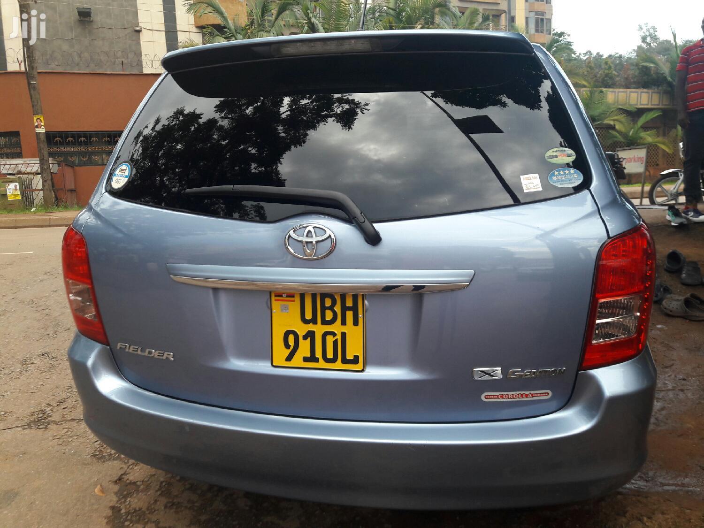 Toyota Fielder 2007 Blue   Cars for sale in Kampala, Central Region, Uganda
