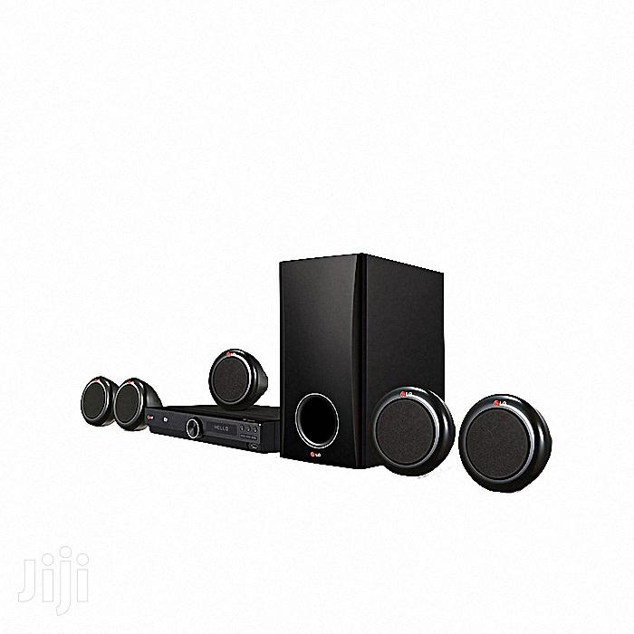LG DVD Home Theater System DH3140S - 300W